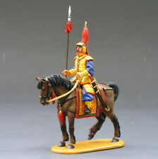 IC018 Mounted Lancer Imperial Chinese Army - King & Country Miniature Soldier