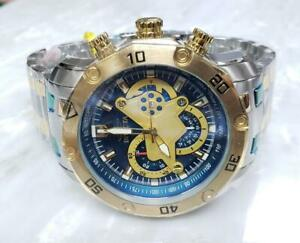 NEW Invicta Pro Diver Chronograph Men's Wristwatch/ With Box ~ SS-4091