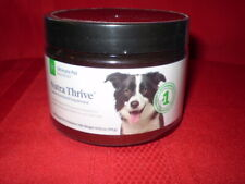 Nutra Thrive Canine Nutritional Supplement  Ultimate pet Nutrition/Powder,SEALED