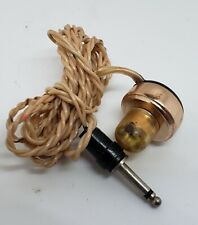 Ear Phone Magnetic NEW For old transistor radio's