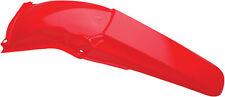 ACERBIS REAR FENDER (RED) Fits: Honda CR125R,CR250R
