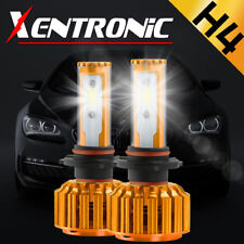 XENTRONIC LED HID Headlight Conversion kit H4 9003 6000K for 1994-1998 Saab 900