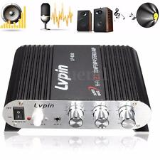 20W Mini Hi-Fi 2.1 Amplifier Radio MP3 Stereo Booster for Car Motorcycle Home