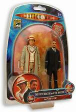 Dr Doctor Who CLASSIC SDCC  PLANET OF FIRE SET *MASTER* figure AINLEY FIFTH