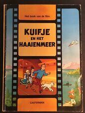 Tintin Kuifje het haaienmeer 1973/0053/69 - ISBN 90 303 2501 1