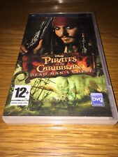Pirates of the Caribbean: Dead Man's Chest Sony PSP 12+ Action Game