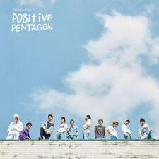 K-POP PENTAGON 6th Mini Album [Positive] CD + 84p/52p Booklet + Photocard Sealed