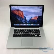 "Apple 2010 MacBook Pro 15"" 2.66GHz I7 1TB 8GB MC373LL/A + B Grade + Warranty!"