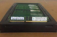 Lot of (55) Ibm 2Gb 1Rx4 Pc3-10600R Ddr3-1333 Server Memory Modules 44T1497