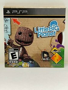 Little Big Planet Game for Sony PSP PlayStation Portable Game (ONLY)