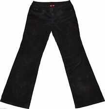 Indigo -/darkwashed Damen-Bootcut-Jeans Esprit niedriger Bundhöhe (en)