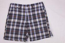 Polo Jeans Company Ralph Lauren Men's Plaid Shorts Size 36