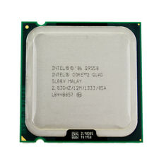 Intel Core 2 Quad Q9550 2.83GHz/12M/1333  Quad Core Processor + Thermal paste