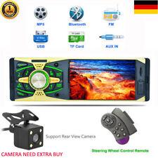 "4.1"" HD 1DIN AUTORADIO BLUETOOTH CAR RADIO STEREO AUX USB MP3 MP5 PLAYER TF FM"
