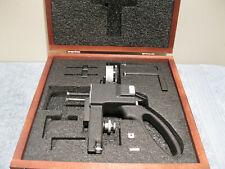 Starrett 1175 Groove Gage 0005 Machinist Tools No Engravings