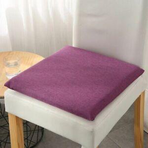 Chair Cushions Memory Foam Student Classroom Living Room Office Stool Pad Mat