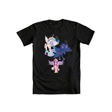 My Little Pony Princesses Group T-Shirt Men's Licensed NEW