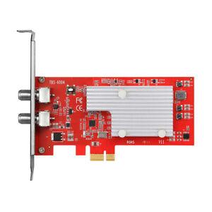 TBS6004 DVB-C Quad Modulator Card in 4 Frequencies DVB-C Output