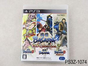 Sengoku Basara HD Collection Playstation 3 Japanese Import PS3 Japan US Seller A