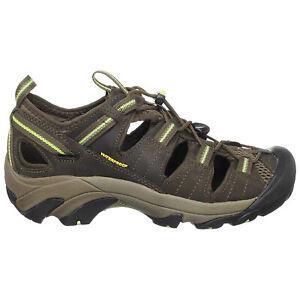 Keen Womens Shoes Arroyo II Casual Outdoor Waterproof Sandals Leather Textile