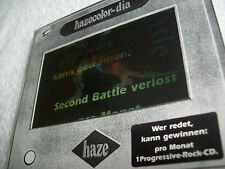 Haze-hazecolor Dia/Second Battle SB 039-ORIGINALE SIGILLATO-CON ADESIVO-New!!!