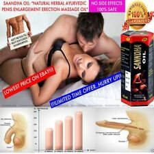 4X Ayurvedic Sandha Oil For Organ massage Enlargement oil 15 ml 100% Original