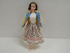 Collector Doll BRUNETTE Blue Eyes MARLO FLIP Barbie Loves SINATRA Mattel