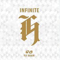 K-POP INFINITE H 2nd Mini Album [Fly Again] CD+Booklet+Photocard+Folded Poster