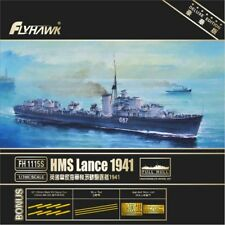 Flyhawk 1/700 FH1115S HMS Destroyer Lance 1941