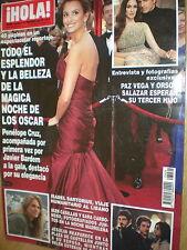 iHola.Penélope Cruz,Paz Vega & Orson Salazar,Iker Casillas & Sara Carbonero,iii