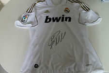 REAL MADRID -CRISTIANO RONALDO HAND SIGNED JERSEY UNFRAMED - FULL LENGTH AUTO
