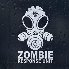 Zombie Response Team Car Window Windscreen Body Panel Laptop Decal Vinyl Sticker