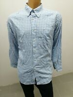 Camicia TOMMY HILFIGER Uomo Shirt Man Chemise Homme Cotone Taglia size (XL) 8082