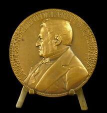 Médaille Président de la République Adolphe Thiers frappe ancienne Oudiné Medal