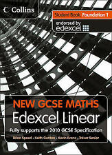 New GCSE Maths: Student Book Foundation 1: Edexcel Linear (A) by HarperCollins …