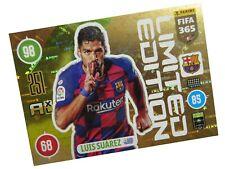 PANINI FIFA 365 2021 LIMITED LUIS SUAREZ - FC BARCELONA