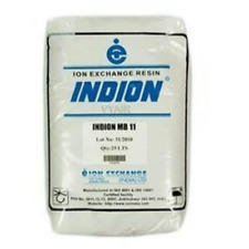 Water Softener Replacement Resin 8% Cross Linked 1 Cu Ft. High Quality Media