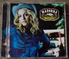 Madonna - Music [Australia Bonus Tracks] (CD, Sep-2000, Warner Bros.)