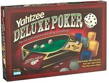 Parker Brothers 2 players Yahtzee Board & Traditional Games