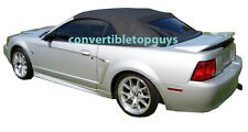 FORD MUSTANG CONVERTIBLE TOP DOITYOURSELF OEM TWO PART TOP PACKAGE 1994-2004