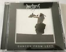 Mordicus ‎– Dances From Left CD 2008 Official press Thrash Black Death Metal