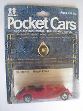 TOMY TOMICA F26 140-F26 MORGAN PLUS 8 RED Pocket Cars