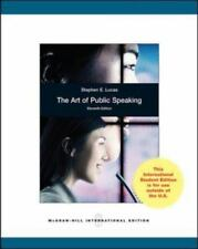 ART OF PUBLIC SPEAKING CUSTOM, Stephen E. Lucas