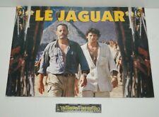 ++ dossier de presse du film LE JAGUAR ++