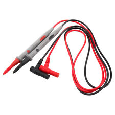 Needle Tipped Tip Multimeter Probes Test Leads Tester 1000V 20A 90cm Cable CH