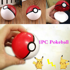 Cute Pokemon Pokeball Pop-up 7cm Plastic Poke BALL Cosplay Toy For Kid Children