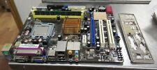 Asus P5KPL-AM LGA775 Motherboard with E8500 CPU, 2GB & I/O Plate