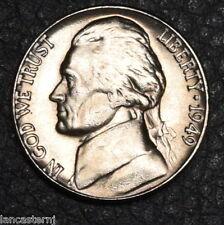 1949-P BU Jefferson Nickel  Satisfaction Guaranteed!