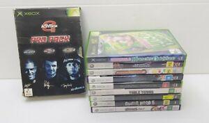 Original Xbox / Xbox 360 Games Lot