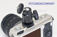 """Multi Purpose 1/4"""" Mini Tripod Ball Head Kit Shoe mount"""
